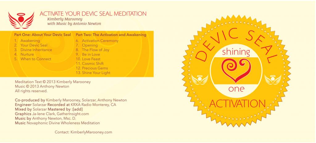 Devic Seal inside