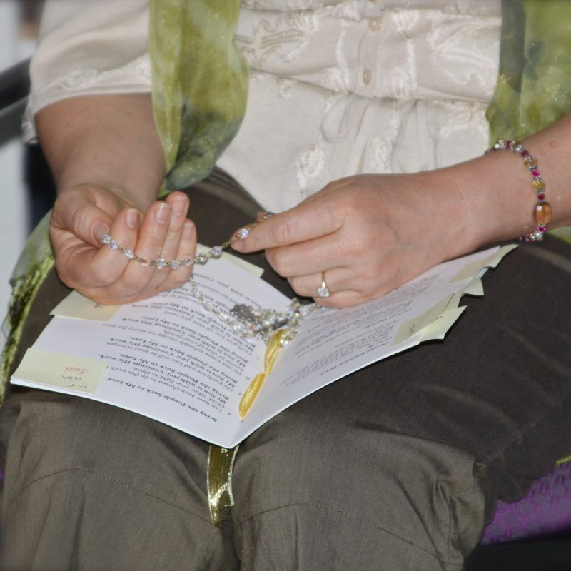 Reading the Rosary