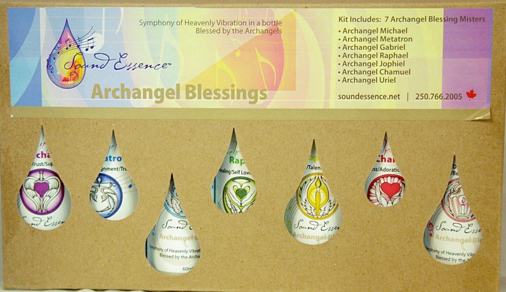 Archangel Blessings Mist Kit Professional