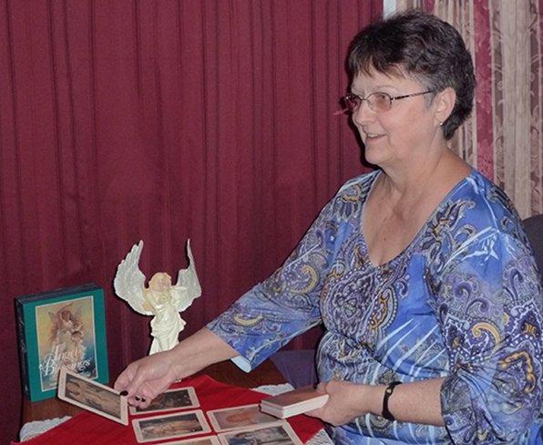 Nancy Sue Reading