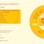 Devic Seal inside