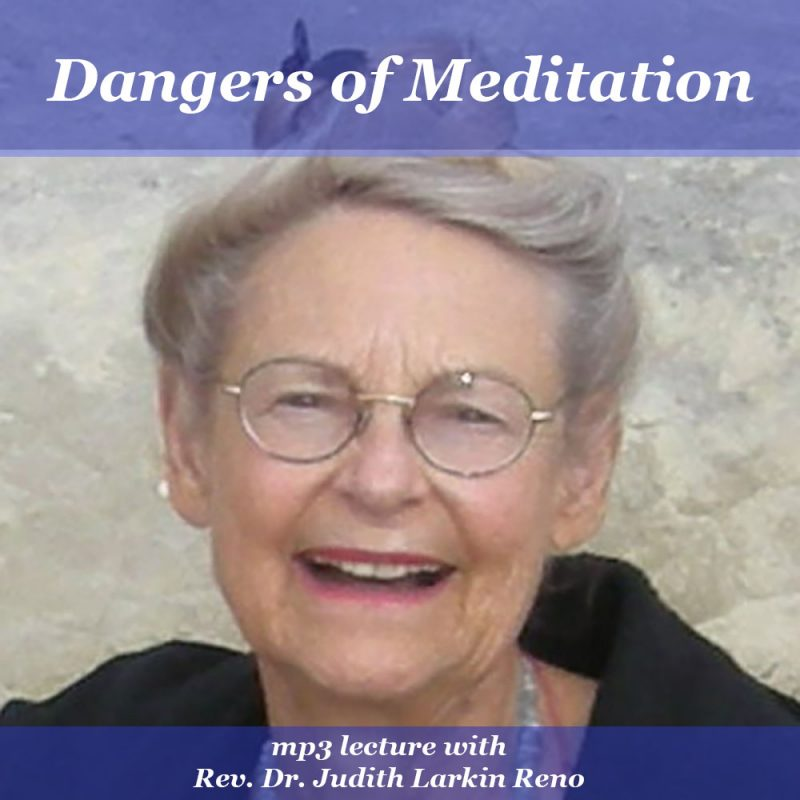 Dangers Of Meditation